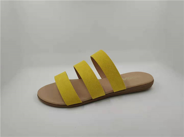 yellow slipper