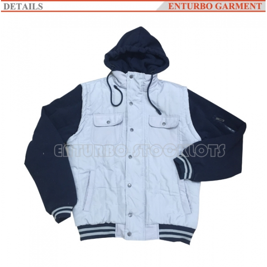 jaqueta de mens hoodies