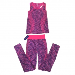 Pink Seamless Activewear